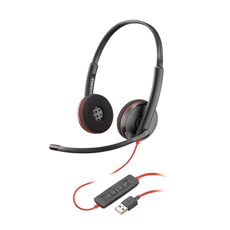 Blackwire 3220 UC USB-A binaural