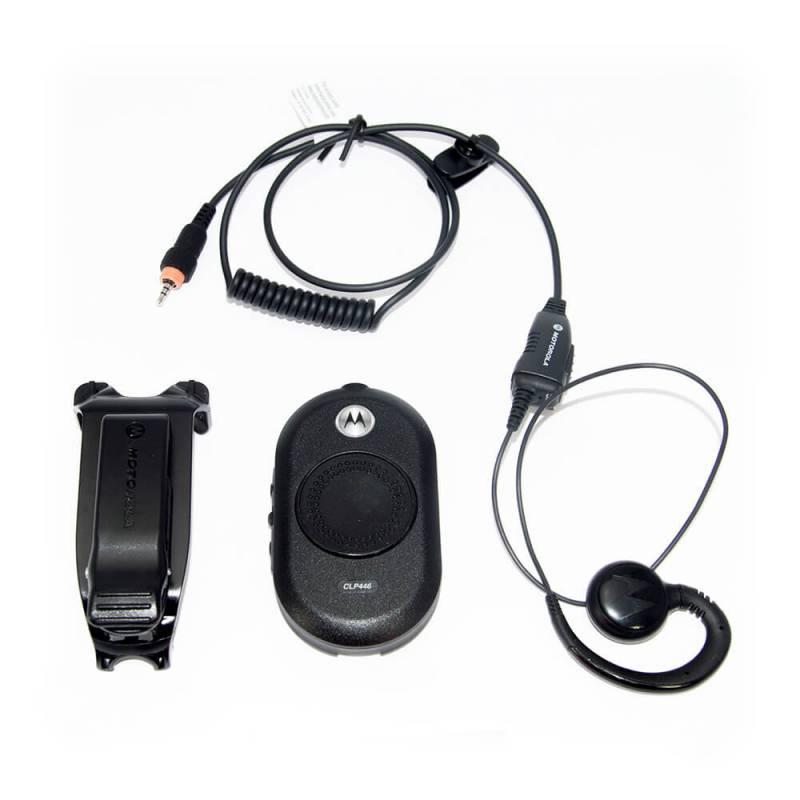 CLP446 Lizenzfreies Funkgerät mit Ladegerät