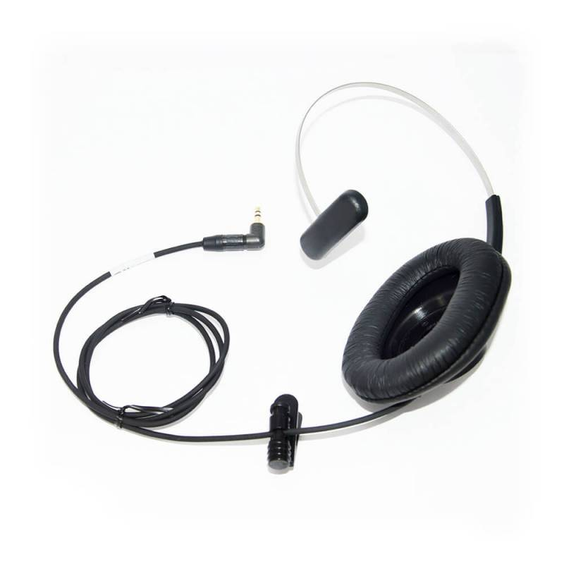 AudioGuide-pro monaurales Headset